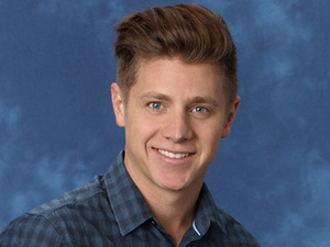 The Bachelorette suitors: Jef (27) - Entrepreneur from Salt Lake City, UT