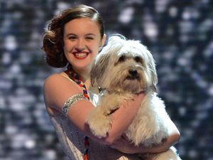 Britain's Got Talent: Ashleigh and Pudsey are the first act through to the final.