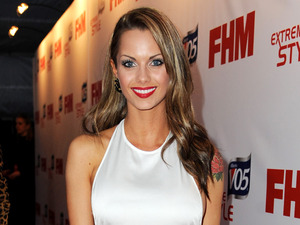 Jessica-Jane Clement, FHM party 2012