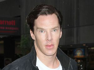 Benedict Cumberbatch, VH1 'Big Morning Buzz Live' TV Programme