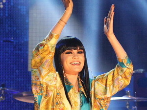 Jessie J performs on 'The Graham Norton Show' TX May 4, 2012
