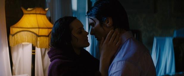 Marion Cotillard Christian Bale