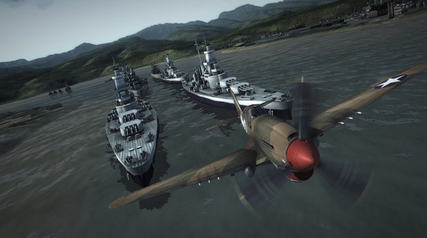 'Damage Inc. Pacific Squadron WWII' screenshot