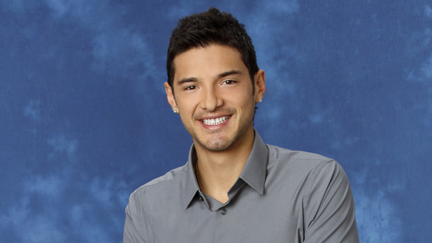The Bachelorette suitors: Alejandro (25)