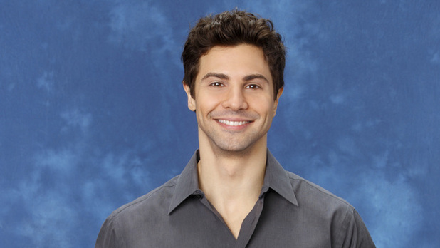 The Bachelorette suitors: David (33)