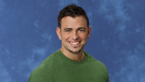 The Bachelorette suitors: Stevie (26)