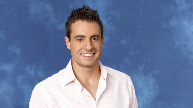 The Bachelorette suitors: Tony (31) - Lumber trader from Beaverton, OR