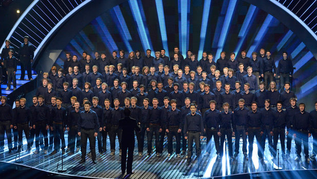 Britain's Got Talent: Only Boys Aloud