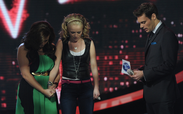 'American Idol': Ryan Seacrest tells Hollie and Skylar who is going home