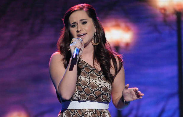 American Idol season 11 top 5 - Skylar Laine