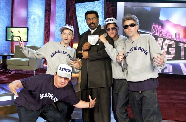 The Beastie Boys appear on 'Steve Harvey's Big Time'