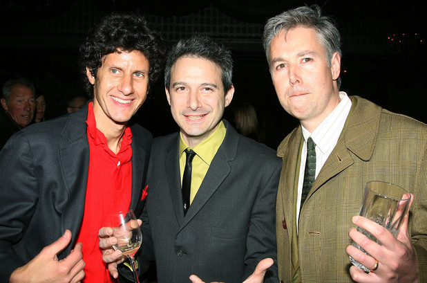 The Beastie Boys at the 'Grey Gardens' Film Premiere