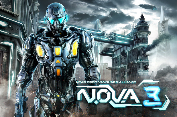 &#39;N.O.V.A. 3&#39; artwork