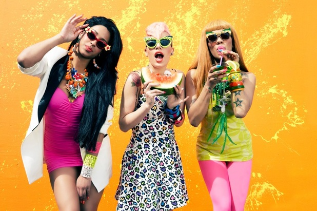 Stooshe press shot