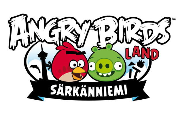 Angry Birds Land in Finland