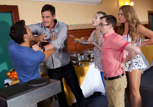 Hollyoaks: 3343: 2012-05-16