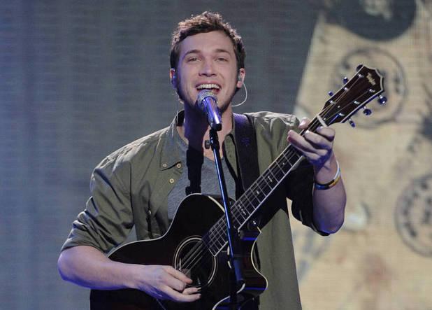 American Idol season 11 top 5 - Phillip Phillips