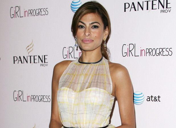 "Eva Mendes attending a special screening of ""Girl In Progress"", held at the Director's Guild of America Los Angeles"