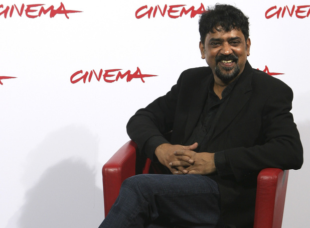Santosh Sivan - Rome Film Festival, October 2008