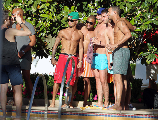 JLS and friends