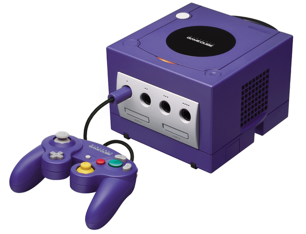 Nintendo GameCube - A decade in pictures
