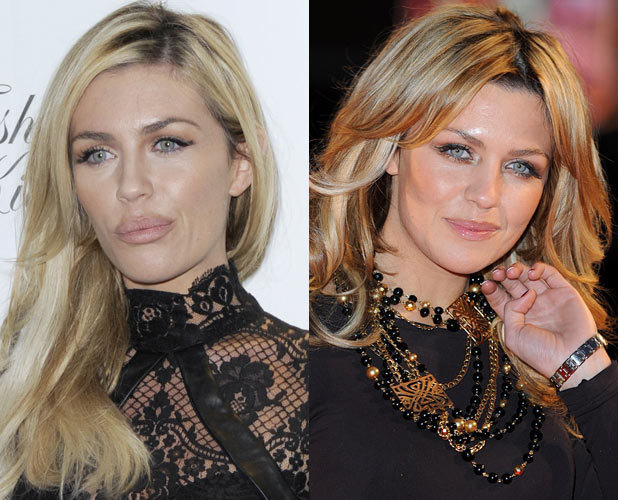 Abigail Clancy, before and before after