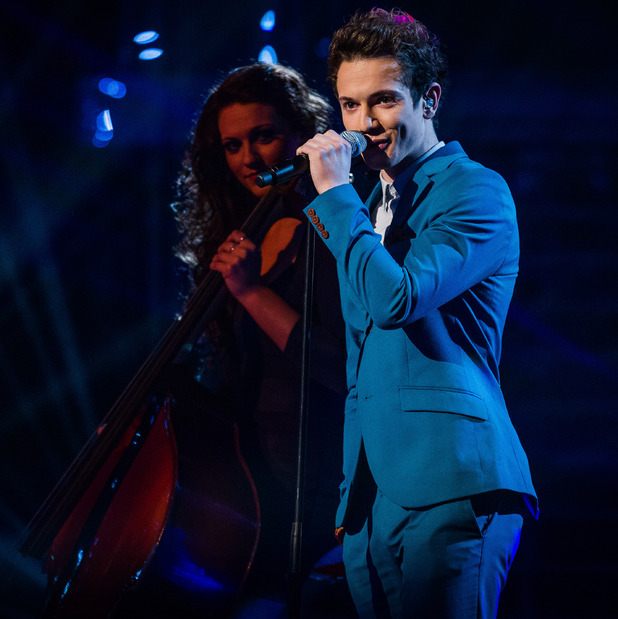 The Voice UK:  Aleks Josh