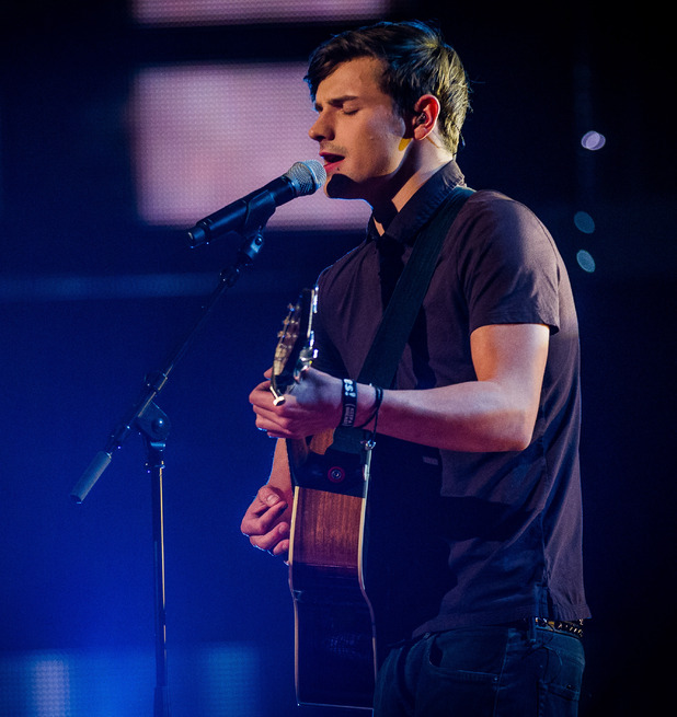 The Voice UK: Max Milner