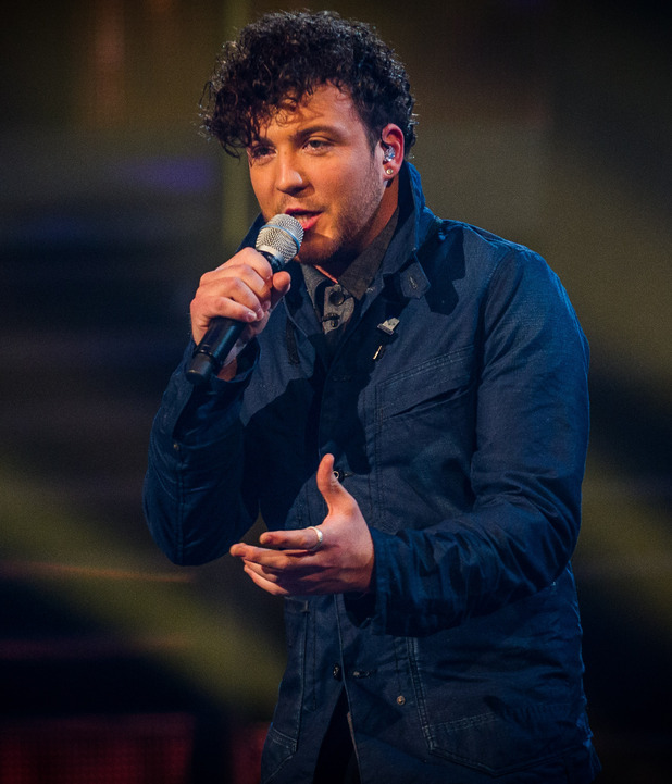 The Voice UK: David Julien