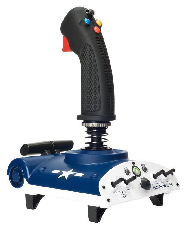 'Damage Inc. Pacific Squadron WWII' flight stick