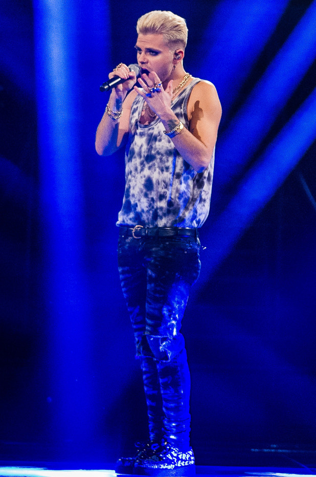 The Voice UK: Vince Kidd