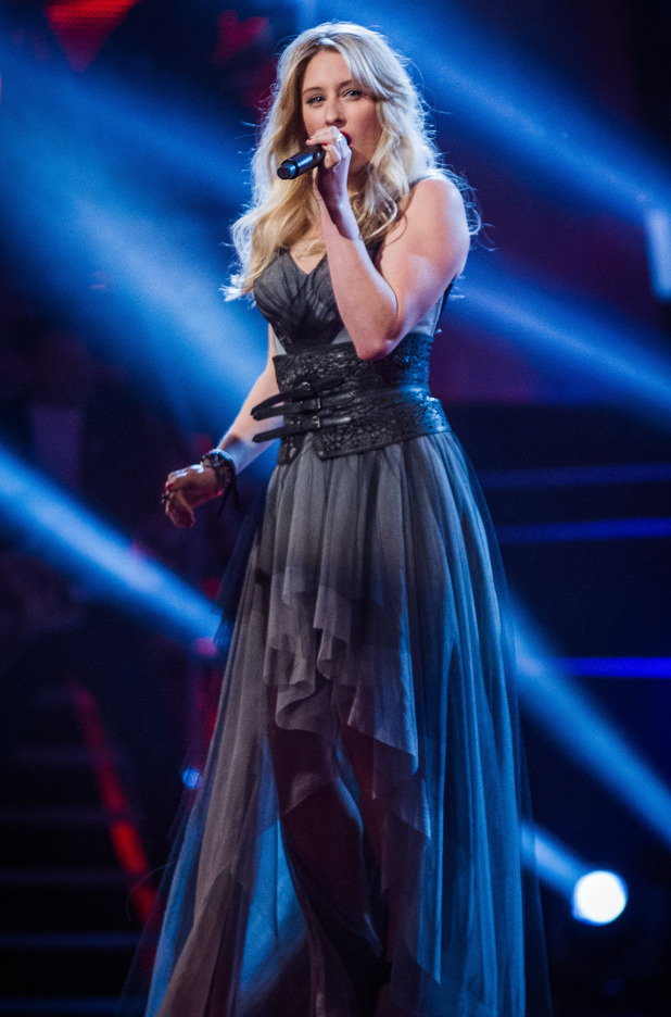 The Voice UK: Hannah Berney