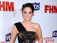Tulisa Contostavlos, FHM Sexiest Woman 2012