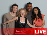 American Idol Season 11 Top 4 Live