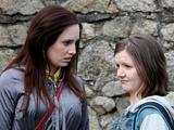 Caoimhe is shocked by Charlotte&#39;s venom towards her.
