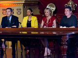 Britain&#39;s Got Talent: David, Alesha, Amanda and Simon