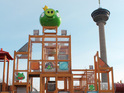 View images of the newly-opened Angry Birds Land theme park in Finland.
