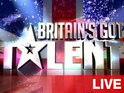 Digital Spy updates you on all the drama and action in the first BGT live show.