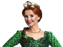 See the first picture of the Hollyoaks actress as Princess Fiona.