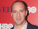 Tony Hale says he's very excited to reunite with the Arrested Development cast.