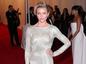 Cameron Diaz Schiaparelli and Prada 'Impossible Conversations' Costume Institute Gala at The Metropolitan Museum of Art New York City, USA