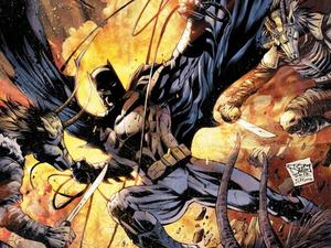 Detective Comics annual #1 - Batman