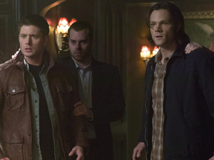 Supernatural S07E22: &#39;There Will Be Blood&#39;
