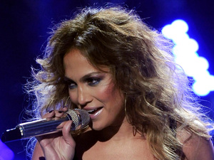 Jennifer Lopez performs her new song DANCE AGAIN on AMERICAN IDOL airing Thursday, May 10 (8:00-9:00 PM ET/PT) on FOX. CR: Frank Micelotta / FOX.