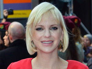 'The Dictator' World Premiere at the Royal Festival Hall, London: Anna Faris