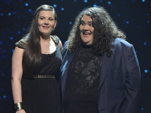 Britain&#39;s Got Talent Semi Final: Jonathan and Charlotte are through to the final.
