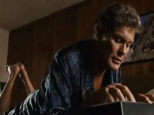 David Hasselhoff, Piranha 3DD