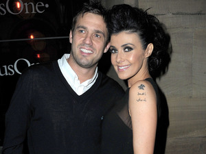 Kym Marsh and Jamie Lomas World premiere of 'Street of Dreams Musical' afterparty held at The Radisson Hotel  - Arrivals Manchester