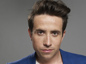 T4 presenter Nick Grimshaw