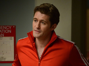 GLEE: Tina bumps her head and sees Will (Matthew Morrison) as Sue in the first hour of a special two-hour &quot;Props/Nationals&quot; episode of GLEE airing Tuesday, May 15 (8:00-10:00 PM ET/PT) on FOX.